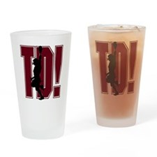 32213666crimson Drinking Glass