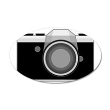 justthecamera Wall Decal