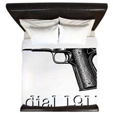 Dial 1911dark King Duvet