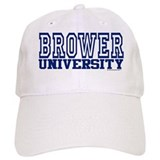 BROWER University Baseball Cap