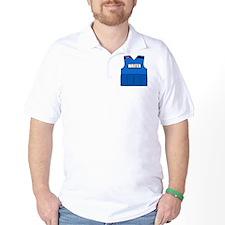 writerbutton Golf Shirt