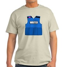 writerbutton Light T-Shirt