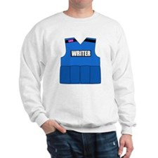 writerbutton Sweatshirt