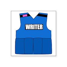 writerbutton Square Sticker 3