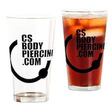 csnewlogo Drinking Glass