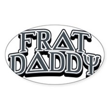 Frat Daddy Decal