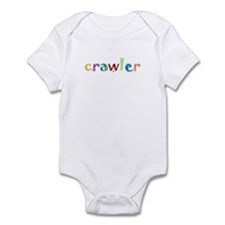 Crawler body suit