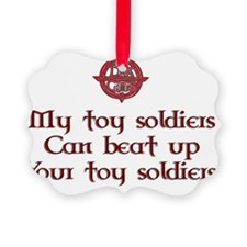 TDGtoysoldiers Ornament