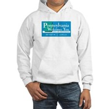 Welcome to Pennsylvania - USA Hoodie