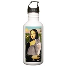 Mona Lisa - Abyssinian Water Bottle