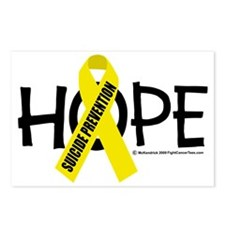 Suicide-Prevention-Hope Postcards (Package of 8)