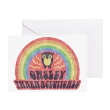 owsley-pharma-T Greeting Card