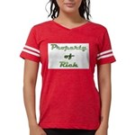 Firefighter Reverse  Women's Long Sleeve T-Shirt