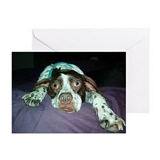 Bored Pup Greeting Cards (Pk of 10)