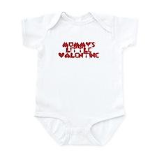 Mommies Valentine Infant Bodysuit