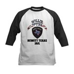 Hewitt Texas Jail Kids Baseball Jersey