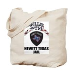 Hewitt Texas Jail Tote Bag