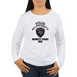 Hewitt Texas Jail Women's Long Sleeve T-Shirt