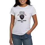Hewitt Texas Jail Women's T-Shirt