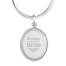 Mother of the Bride silver Necklaces
