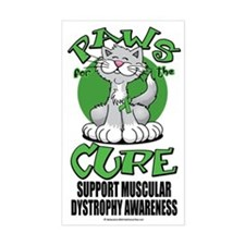Paws-for-the-Cure-Cat-Muscular Decal