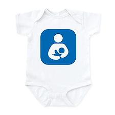 National Breastfeeding Symbol Infant Bodysuit