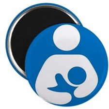 "National Breastfeeding Symbol 2.25"" Magnet (10 pac"