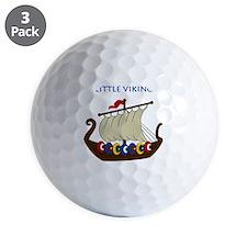 LittleViking.GIF Golf Ball