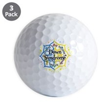 Down-Syndrome-Lotus-2009 Golf Ball