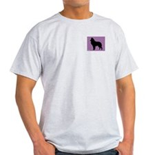 Sheepdog iPet Ash Grey T-Shirt