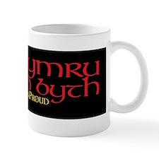 CP_Cymru am byth_10x3_sticker Small Mug