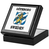 The Göteborg Store Keepsake Box
