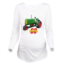 Oliver60-10 Long Sleeve Maternity T-Shirt