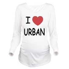 URBAN Long Sleeve Maternity T-Shirt