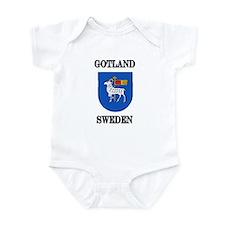 The Gotland Store Infant Bodysuit
