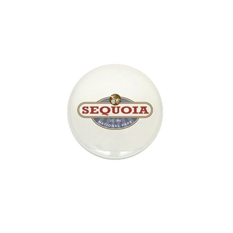 Sequoia National Park Mini Button (100 pack)