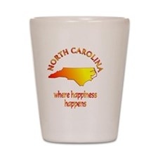 NORTHCAROLINA Shot Glass