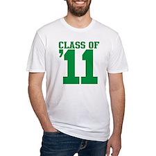 class-2011-green Shirt