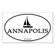 Annapolis, Maryland stickers f Decal
