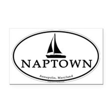 Annapolis, Maryland stickers  Rectangle Car Magnet