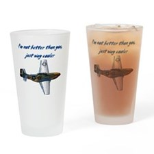 way cooler, Mustang Drinking Glass
