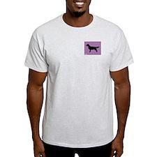 Golden iPet Ash Grey T-Shirt