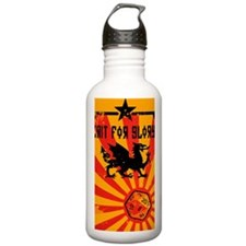 Crit for Glory Sports Water Bottle
