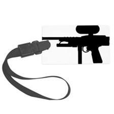 paintball_weapon Luggage Tag