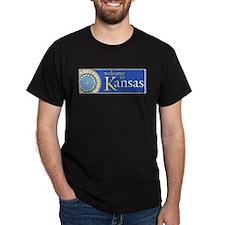 Welcome to Kansas - USA T-Shirt