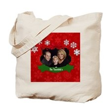 Christmas Photo Tote Bag