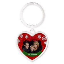 Christmas Photo Keychains