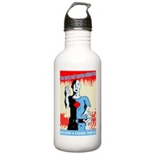 Become a Cleric Water Bottle