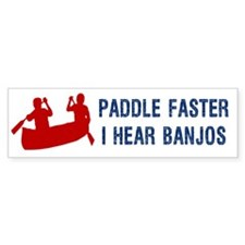 paddlebum2 Bumper Sticker
