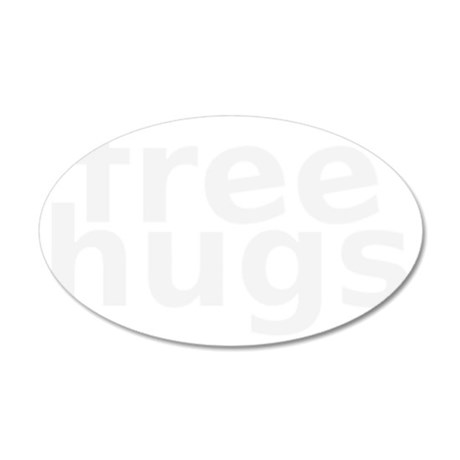freehugs 35x21 Oval Wall Decal